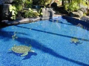 Robert Vogland Tile Artist Sea Turtles