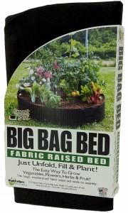 THE Big Bag Bed