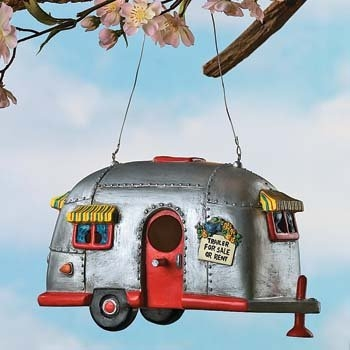 Camper Bird House Cute Cute Cute
