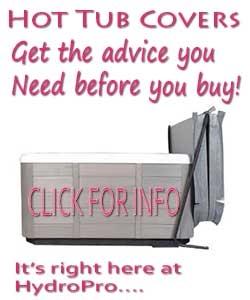 hot tub cover ad
