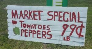 market sign sm