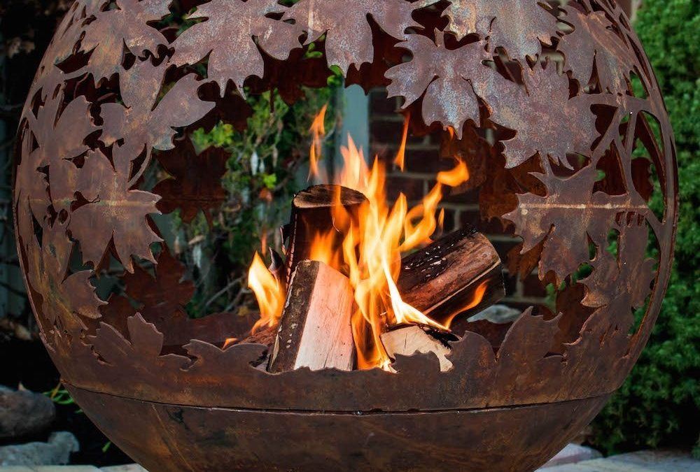The Best Fire Pits and Fire Globes