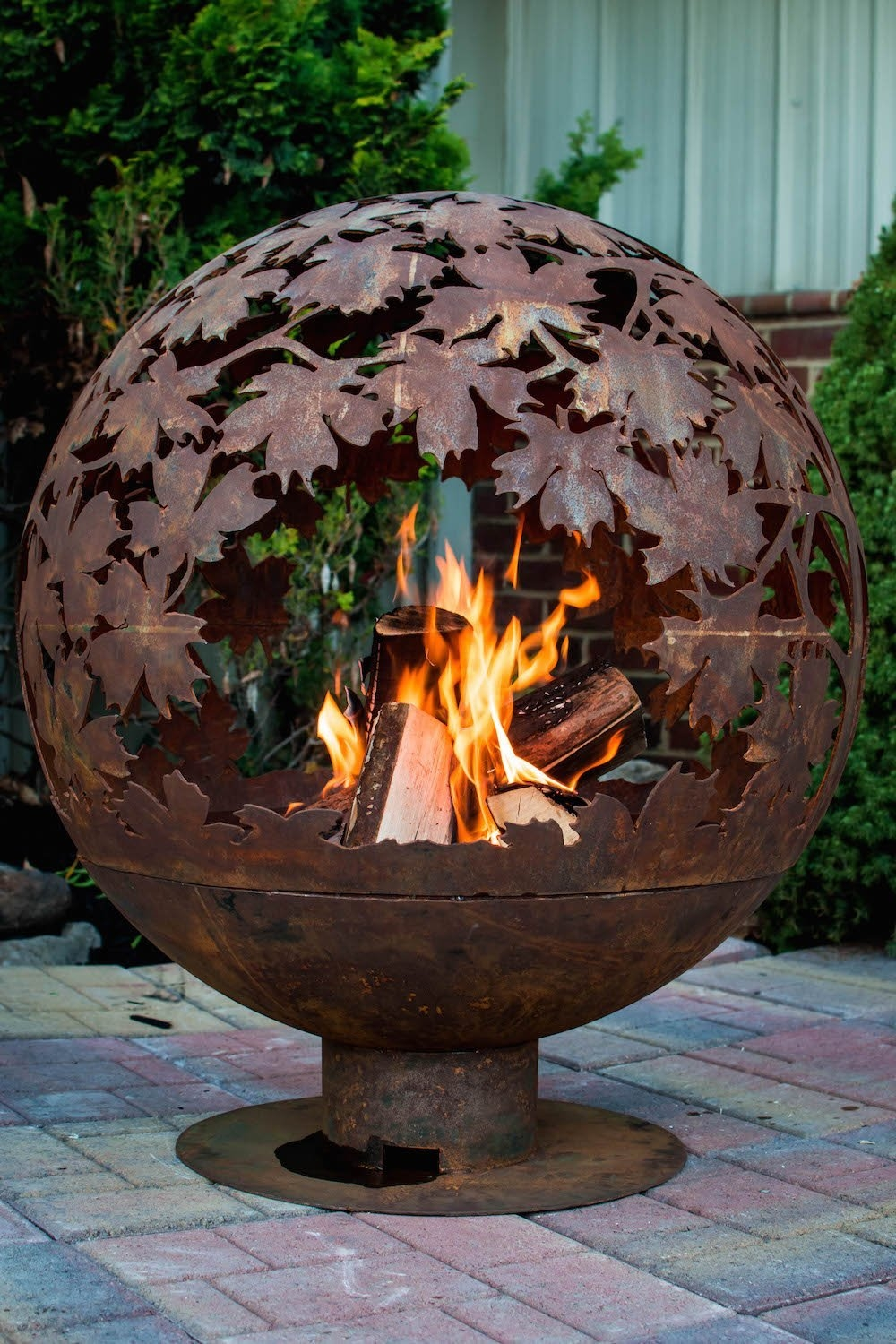 The Best Fire Pits and Fire Globes | HydroPro Sales Inc